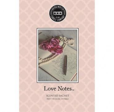 BRIDGEWATER Scented Sachet Love Notes 115 ml