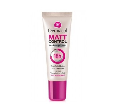 DERMACOL MATT CONTROL MAKE-UP BASE 20ml