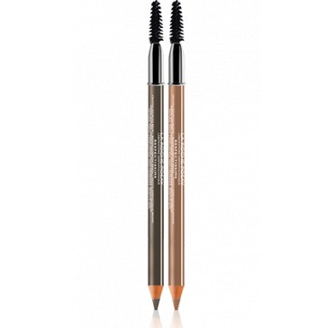 LA ROCHE-POSAY RESPECTISSIME BROWN EYEBROW PENCIL ΜΟΛΥΒΙ ΦΡΥΔΙΩΝ 1,3gr