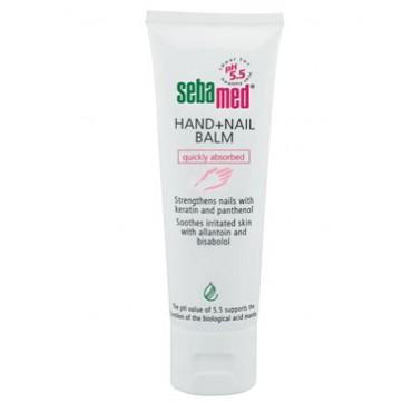 SEBAMED HAND+NAIL BALM 75ML