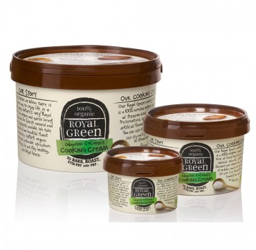 ROYAL GREEN ODOURLESS COCONUT COOKING CREAM-ΑΟΣΜΟ ΛΑΔΙ ΚΑΡΥΔΑΣ 250ML