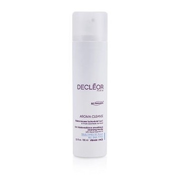 DECLEOR AROMA CLEANSE HYDRA-RADIANCE 3/1 SMOOTHING CL.FOAM 100ml
