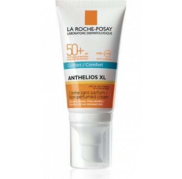 LA ROCHE-POSAY ANTHELIOS XL COMFORT NON-PERFUMED CREAM SPF50+ 50ML