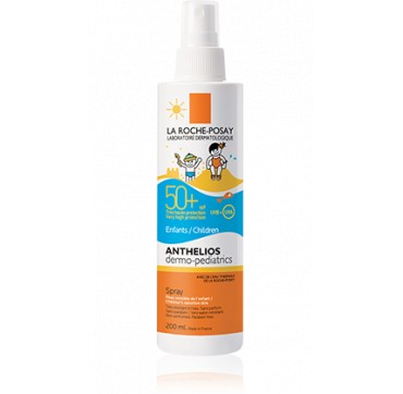 LA ROCHE-POSAY ANTHELIOS DERMO-PEDIATRICS CHILDREN SPRAY SPF50+ 200ML