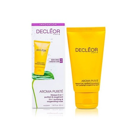 DECLEOR AROMA PURETE PURIFYING +EXFOLIATING MASK 50ml