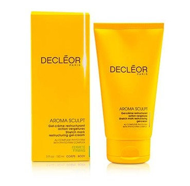 DECLEOR AROMA SCULP STRETCH MARK RESTRUCTURING GEL-CREAM 150ml