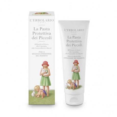 L'ERBOLARIO PROTECTIVE PASTE FOR BABIES 125ML