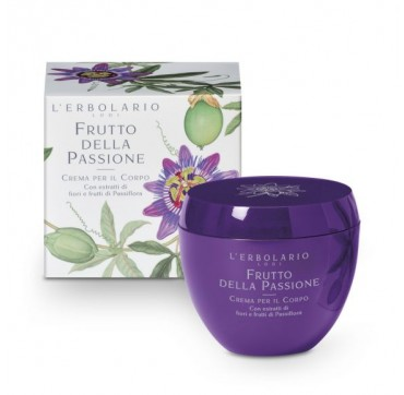 L'ERBOLARIO PASSION FRUIT BODY CREAM-ΚΡΕΜΑ ΣΩΜΑΤΟΣ 200ML