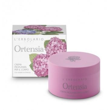 L'erbolario Ortensia Hydrangea Perfumed Body Cream - Αρωματισμένη Κρέμα Σώματος Με Ορτανσία 200ml