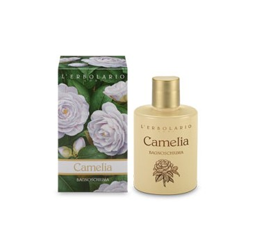 L'ERBOLARIO CAMELIA SHOWER GEL-ΑΦΡΟΛΟΥΤΡΟ 300ML