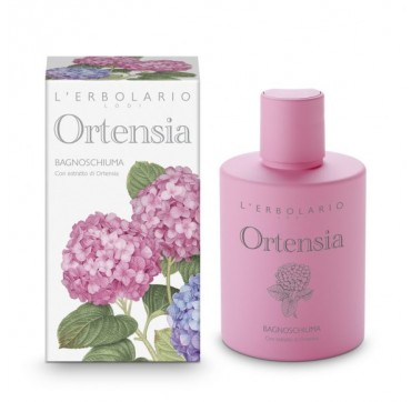 L'erbolario Ortensia Hydrangea Shower Gel-αφρόλουτρο 300ml