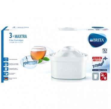 BRITA 3x MAXTRA FILTER CARTRIDGES - ΑΝΤΑΛΛΑΚΤΙΚΑ ΦΙΛΤΡΑ ΝΕΡΟΥ 3ΤΜΧ