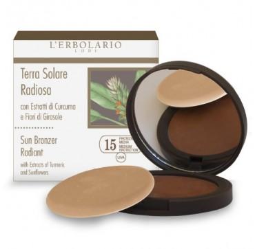 L'erbolario Sun Bronzer Radiant Spf15 10ml