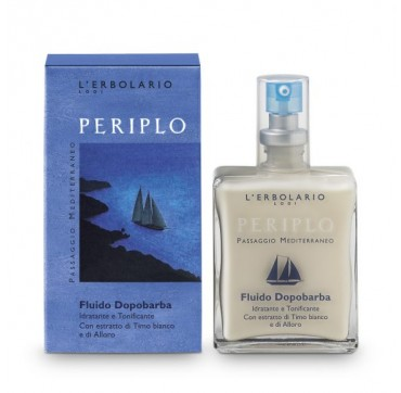 L'ERBOLARIO PERIPLO AFTERSHAVE FLUID 100ML