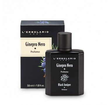 L'ERBOLARIO BLACK JUNIPER PERFUME 50ML