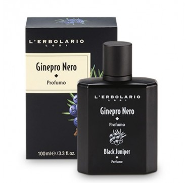 L'ERBOLARIO BLACK JUNIPER PERFUME 100ML