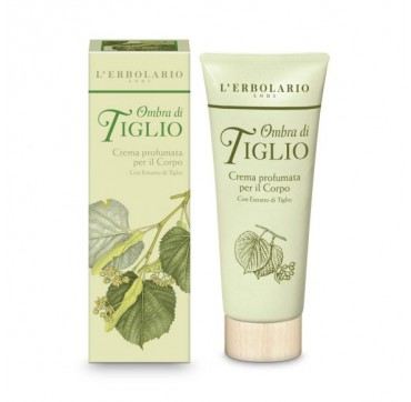 L'ERBOLARIO OMBRA DI TIGLIO PERFUMED BODY CREAM 200ML