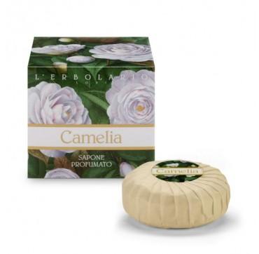 L'ERBOLARIO CAMELIA PERFUMED SOAP 100G