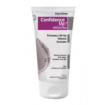 Frezyderm Confidence Up Recovery Bust Σύσφιξη – Ανόρθωση - Αύξηση Όγκου 125ml