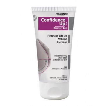 FREZYDERM CONFIDENCE UP RECOVERY BUST ΣΥΣΦΙΞΗ-ΑΝΟΡΘΩΣΗ-ΑΥΞΗΣΗ ΟΓΚΟΥ 125ML