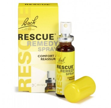 POWER HEALTH RESCUE REMEDY SPRAY COMFORT & REASSURE 20ML
