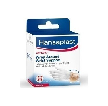 Hansaplast Περικάρπιο (Wrap Around Wrist Support) One Size