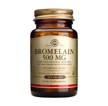 Bromelain 500mg - Υποστήριξη πεπτικού (30tabs)