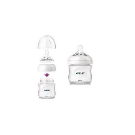 AVENT Natural Μπιμπερό 125ml - χωρίς BPA SCF690/17