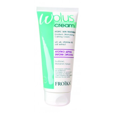 FROIKA Ω-PLUS EMOLLIENT CREAM 200ml