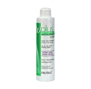 FROIKA Ω-PLUS EMOLLIENT WASH 200ml