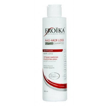 FROIKA ANTI-HAIR LOSS PEPTIDE SHAMPOO 200ml