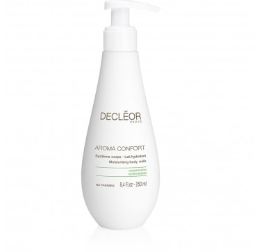 DECLEOR AROMA CONFORT MOISTURISING BODY MILK 250ml