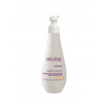 DECLEOR AROMA CONFORT SYSTEME CORPS-NOURISHING BODY MILK 250ml