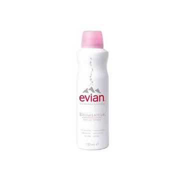 EVIAN Natural Mineral Water Brumisateur Facial Spray 50ml