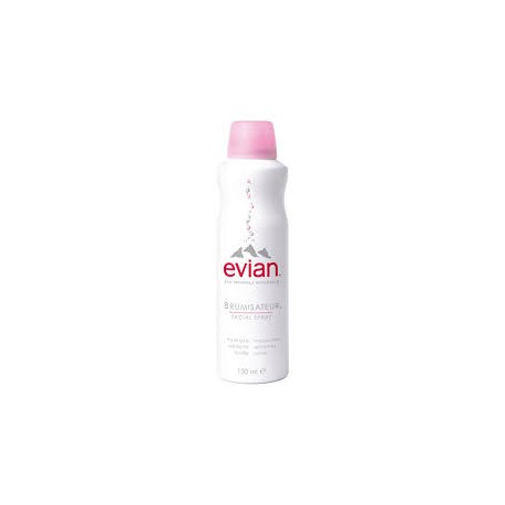 EVIAN – Natural Mineral Water Brumisateur Facial Spray – 50ml