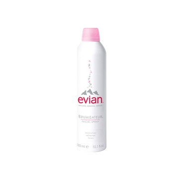 EVIAN – Natural Mineral Water Brumisateur Facial Spray – 300ml