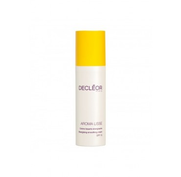 DECLEOR AROMA LISSE ENERGIZER SMOOTHING CREAM spf15 50ml