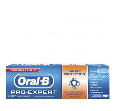 Oral-B Pro Expert Οδοντόκρεμα Προστασίας Κατά Της Πέτρας 75ml.