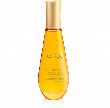 DECLEOR AROMA NUTRITION DRY OIL BODY, FACE & HAIR 100ml