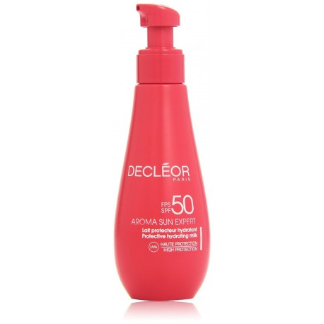 DECLEOR AROMA SUN EXPERT PROT. HYDRATING BODY MILK spf 50 150ml