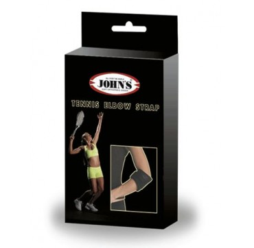 JOHN'S TENNIS ELBOW STRAP ONE SIZE (S-XL) 1 TEMAXIO