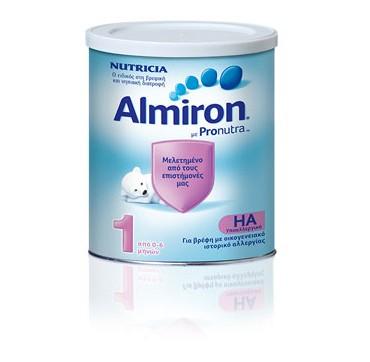 NUTRICIA ALMIRON HA 1 400g