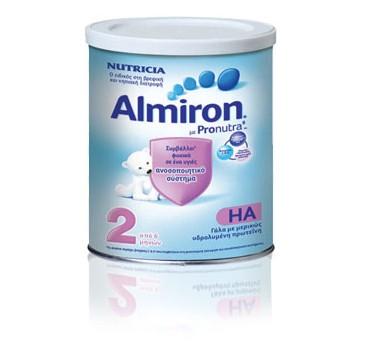 NUTRICIA ALMIRON 2 HA 400g