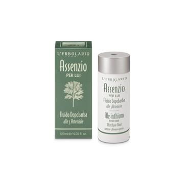 L'erbolario Absinthium For Him Aftershave Fluid With The 3 Artemisia Species 120ml