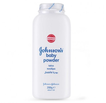 Johnson's Baby Powder Πούδρα 200g