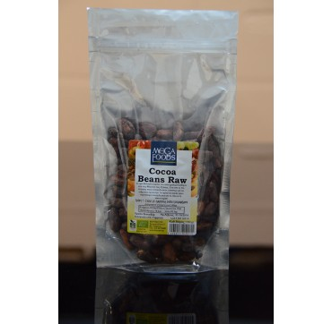 Mega Foods Cocoa Beans Raw 15g
