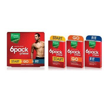 POWER HEALTH 6 PACK EXTREME 90CAPS(3X30CAPS)