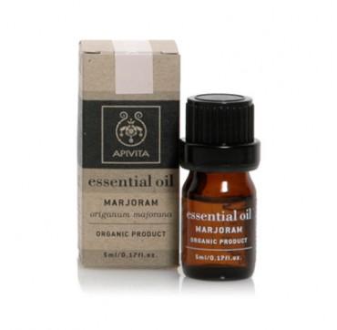 Apivita Essential Oil Μαντζουράνα 5ml