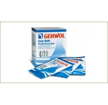 Gehwol Foot Bath Ποδόλουτρο (10φακελακια Χ 20g) 200g