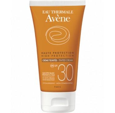 Avene Tinted Cream Αντηλιακή Κρέμα Με Χρώμα Spf30 50ml